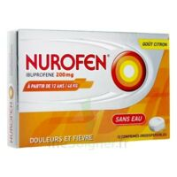 Nurofen 200 Mg, Comprimé Orodispersible à SOUILLAC