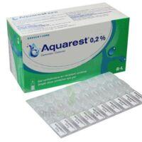 Aquarest 0,2 %, Gel Opthalmique En Récipient Unidose à SOUILLAC