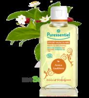 Puressentiel Articulations & Muscles Huile De Massage Bio** Effort Musculaire - Arnica - Gaulthérie - 100 Ml à SOUILLAC
