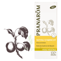 Pranarom Huile Végétale Bio Noyau Abricot 50ml à SOUILLAC