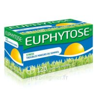 Euphytose Comprimés Enrobés B/120 à SOUILLAC