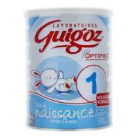 Guigoz Optipro 1 Lait En Poudre B/800g à SOUILLAC