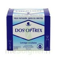 Dos'optrex S Lav Ocul 15doses/10ml à SOUILLAC