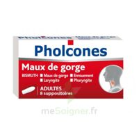 Pholcones Bismuth Adultes, Suppositoire à SOUILLAC