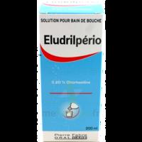 Eludrilperio 0,2 %, Solution Pour Bain De Bouche à SOUILLAC