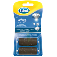 Scholl Velvet Smooth Rouleaux De Remplacement  Grain Extra Exfoliant à SOUILLAC