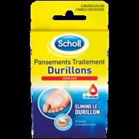 Scholl Pansements Coricides Durillons à SOUILLAC