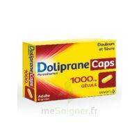 Dolipranecaps 1000 Mg Gélules Plq/8 à SOUILLAC