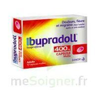 Ibupradoll 400 Mg Caps Molle Plq/10 à SOUILLAC