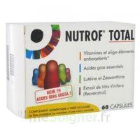 Nutrof Total Caps Visée Oculaire B/60 à SOUILLAC