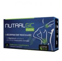 Nutralgic Muscle Comprimés Décontractant Musculaire B/14 à SOUILLAC