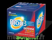 Bion 3 Défense Junior Comprimés à Croquer Framboise B/30 à SOUILLAC