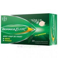 Beroccaboost Comprimés Effervescents B/20 à SOUILLAC