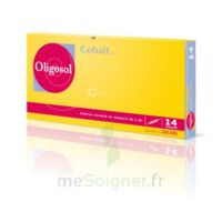 Oligosol Cobalt Solution Buvable En Ampoule 14amp/2ml à SOUILLAC