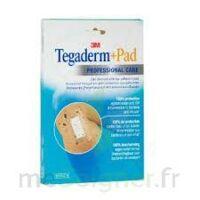 Tegaderm + Pad, 9 Cm X 10 Cm , Bt 10 à SOUILLAC