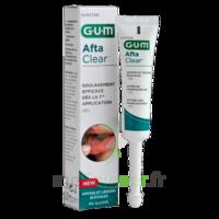 Gum Aftaclear Gel Aphtes Lésions Buccales 10ml à SOUILLAC