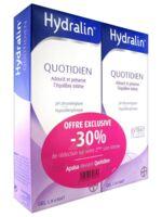 Hydralin Quotidien Gel Lavant Usage Intime 2*200ml à SOUILLAC