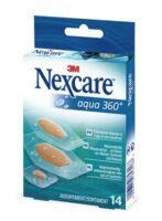 Nexcare Aqua 360° Pansements 3 Tailles B/14 à SOUILLAC