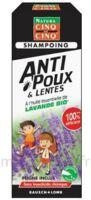 Cinq Sur Cinq Natura Shampooing Anti-poux Lentes Lavande 100ml à SOUILLAC
