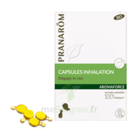 Aromaforce Caps Inhalation Bio B/15 à SOUILLAC