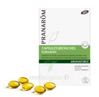 Aromaforce Caps Bronches Bio B/30 à SOUILLAC