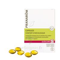 Oléocaps 5 Caps Cycle Menstruel Bio B/30 à SOUILLAC
