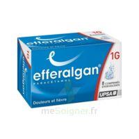 Efferalganmed 1 G Cpr Eff T/8 à SOUILLAC