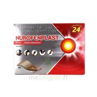 Nurofenplast 200 Mg Emplâtre Médic 4sach à SOUILLAC