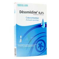 Desomedine 0,1 % Collyre Sol 10fl/0,6ml à SOUILLAC