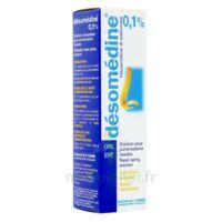Desomedine 0,1 % S Pulv Nas En Flacon Spray/10ml à SOUILLAC