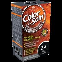 Color&soin Kit Coloration Permanente 2a Brun Azuré à SOUILLAC
