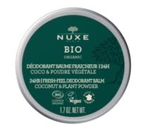 Nuxe Bio Déodorant Baume Fraîcheur 24h Toutes Peaux Pot/50g à SOUILLAC