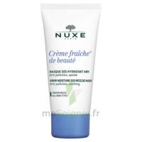 Crème Fraiche® De Beauté - Masque Hydratant 48h Et Anti-pollution50ml à SOUILLAC