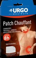 Patch Chauffant Decontractant Urgo X 2 à SOUILLAC
