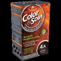 Color&soin Kit Coloration Permanente 4a Marron Glacé à SOUILLAC