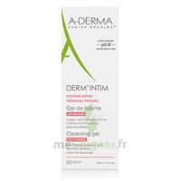 Aderma Derm'intim Ph 8 Gel De Toilette Apaisant 200ml à SOUILLAC