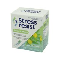 Stress Resist Poudre Stress & Fatigue 30 Sticks à SOUILLAC