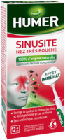Humer Sinusite Solution Nasale Spray/15ml à SOUILLAC