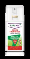 Paranix Moustiques Spray Zones Tropicales Fl/90ml à SOUILLAC