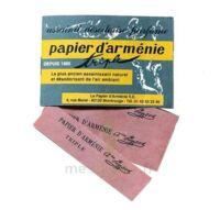 Papier D'armenie Feuille à SOUILLAC