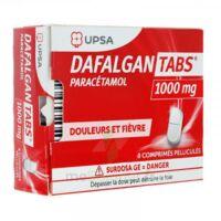 Dafalgantabs 1 G Cpr Pell Plq/8 à SOUILLAC
