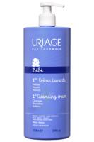 Uriage Bébé 1ère Crème - Crème Lavante 1l à SOUILLAC