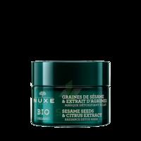 Nuxe Bio Masque Détoxifiant Eclat 50ml à SOUILLAC