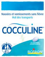 Boiron Cocculine Comprimés Orodispersibles B/40 à SOUILLAC