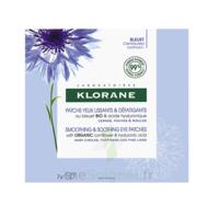 Klorane Bleuet Bio Patchs Défatigants Express 2 Patchs à SOUILLAC
